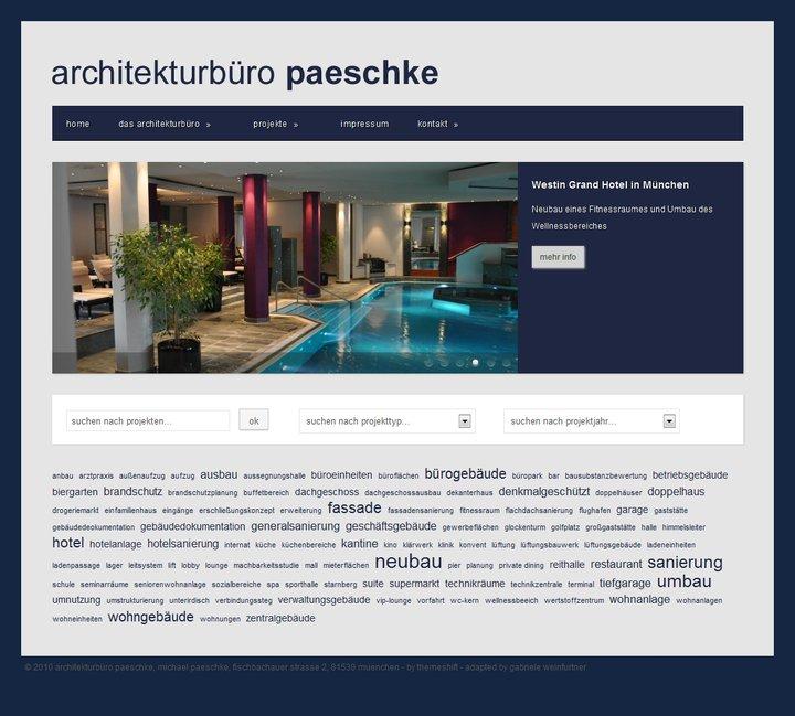 architekturbüro paeschke