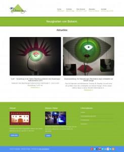 Bobsini Designleuchten und Lichtinstallationen